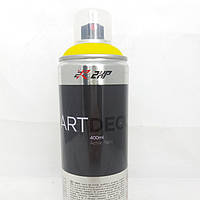 Краска ART DECO RAL1023 желтая в аэрозоли 400мл