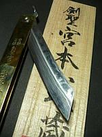 Нож нож складной Higonokami Damascus 100mm