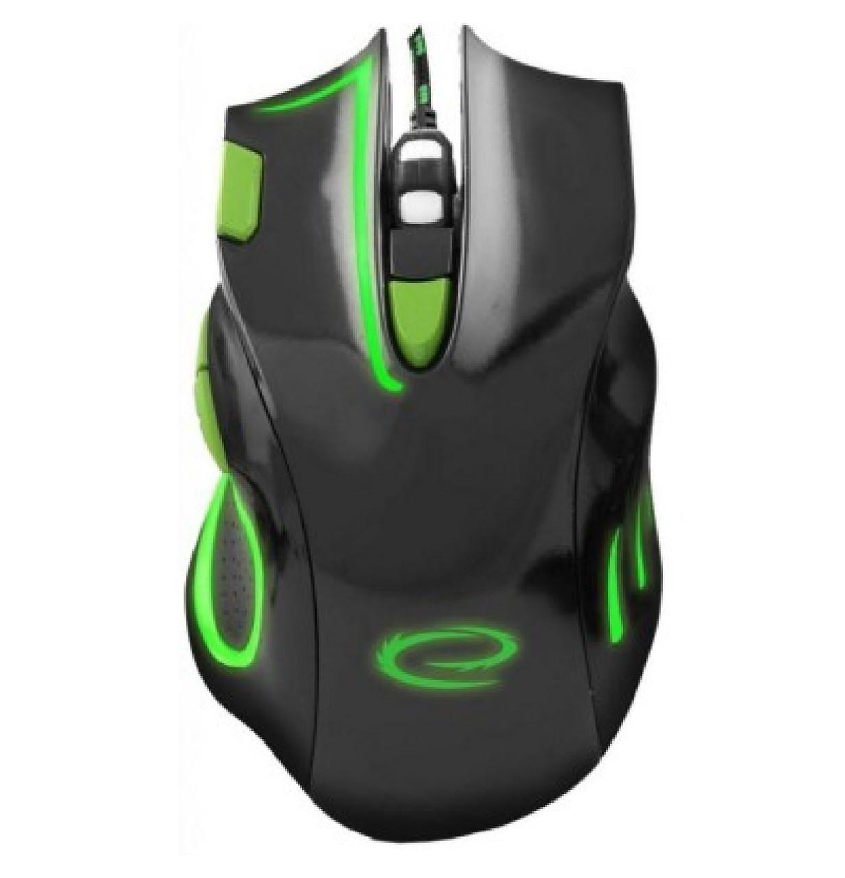 Мышка Esperanza MX401 HAWK (EGM401KG) Green