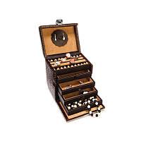 Кожаный ларец - 5 тайников для Вас - Коробка с рисунком кожи№: 06, 07, 16
