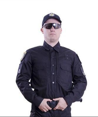 Китель полицейский POLICE OFFICER