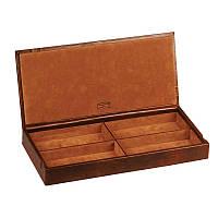 Элегантная шкатулка для ювелирных изделий - Коробка с рисунком кожи№: 06, 07, 16 (модель B. 257)
