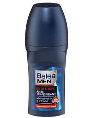 """Balea Men Extra Dry дезодорант роликовый """"Экстра Свежесть"""" антиперспирант балеа"""
