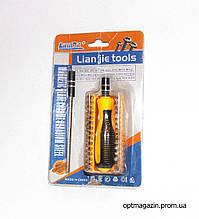 Набір мобільного викрутки Lian Jie Tools