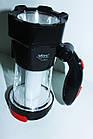 Кемпинговый фонарь-лампа YJ-5837 1W+24SMD LED, фото 4