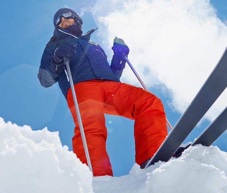 Отличные лыжные штаны серия Active  от тсм Чибо (Tchibo), Германия, размер S=46-48 украинский