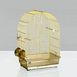 Фоп Клетка для птиц на подставке Evita 53*33*80/150 см, фото 3