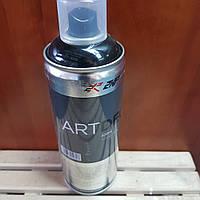 Краска ART DECO RAL9005 черная блестящая в аэрозоли 400мл