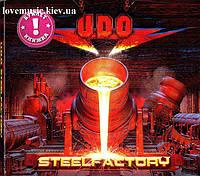 Музичний сд диск U.D.O. Steelfactory (2018) (audio cd), фото 1