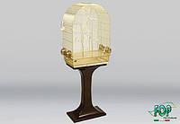 Фоп Клетка для птиц на подставке Evita 53*33*80/150 см