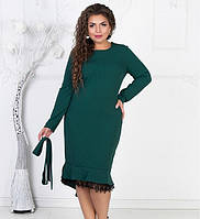 27a81f1904c Темно зеленое платье в Украине. Сравнить цены