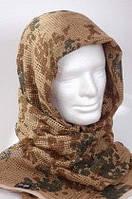 Маскировочный шарф-сетка 190*90 cm. в расцветке tropentarn. MFH, Германия.