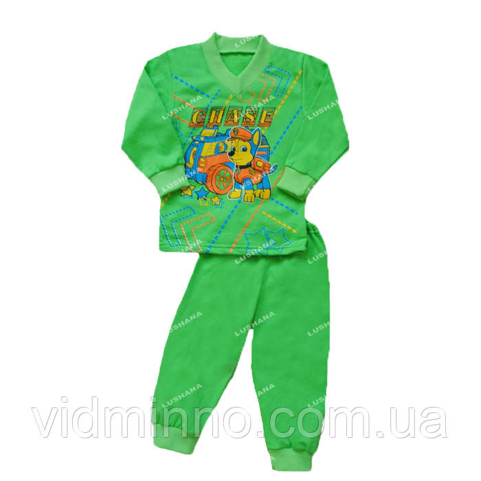 Детская пижама Уголок на рост 80-86 см