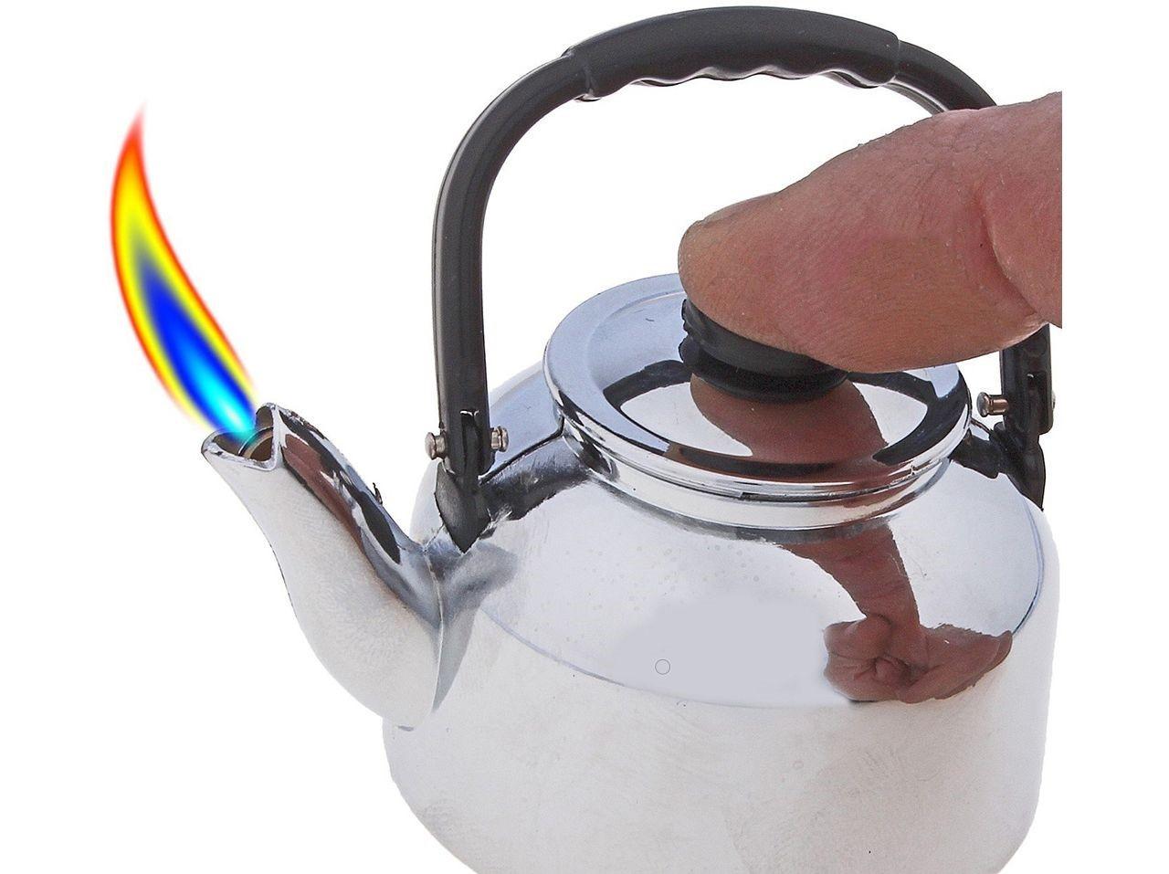 Зажигалка 1776 Чайник