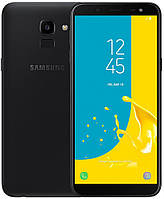 Смартфон Samsung Galaxy J6 2018 Black, фото 1