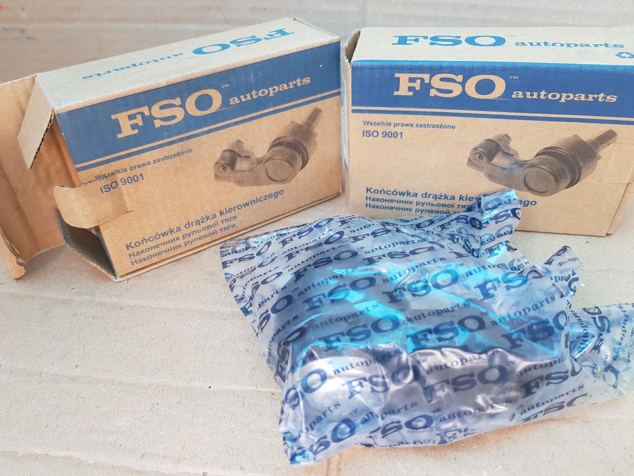 Наконечник рулевой FSO (польша) на Ланос