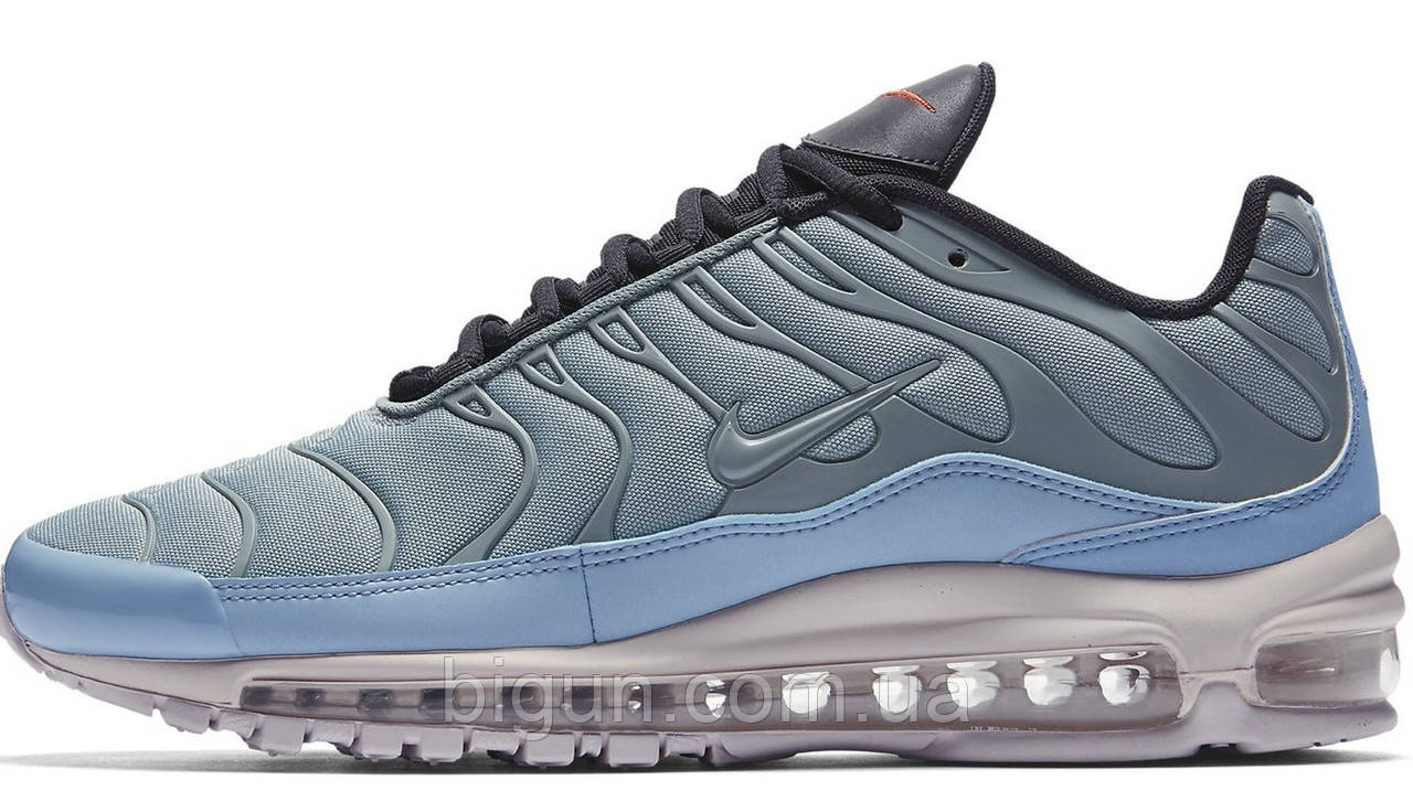 9e47a58c Женские кроссовки Nike Air Max 97 Plus Mica Green (найк аир макс 97 плюс,