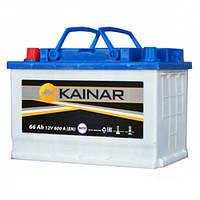 Автомобильный аккумулятор KAINAR 6СТ-66 (0662511120) 66Ач, 600 A (EN), правый+