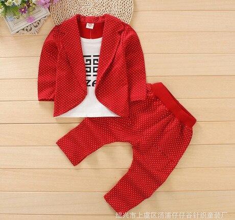 Нарядный костюм двойка на  мальчика красный 110 размер