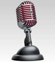 Новый микрофон Shure 5575LE Unidyne и его история