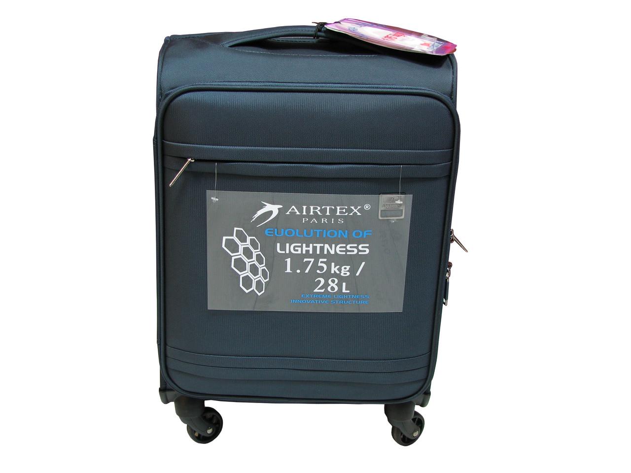 Ультра легкий чемодан малого размера на 4-х колесах (под ручную кладь). 1805defb2f4