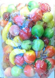 Декоративные овощи и фрукты, тычинки