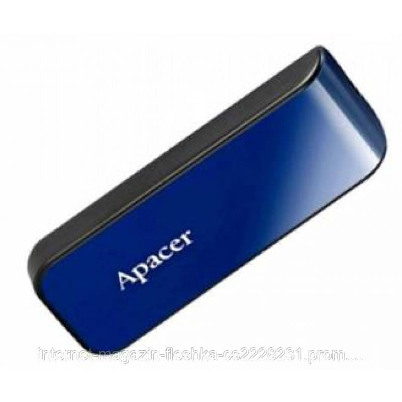 USB-флеш накопитель Apacer AH334 64Gb blue