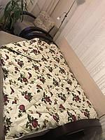 Одеяло из овечьей шерсти (евростандарт)