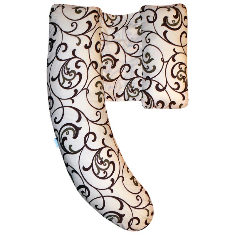 Подушка для вагітних Delux (різні кольори)