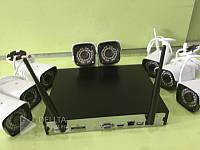Бездротовий комплект WI-FI Камера FS-6022W20-8CH