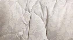 Одеяло двухспальное лебяжий пух 180*210 хлопок (3272) TM KRISPOL Україна, фото 3