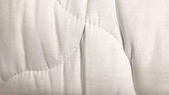 Одеяло двухспальное лебяжий пух 180*210 хлопок (3272) TM KRISPOL Україна, фото 2