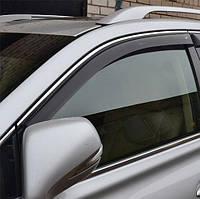COBRA TUNING Дефлекторы окон на Lexus RX III '09-15 (накладные)