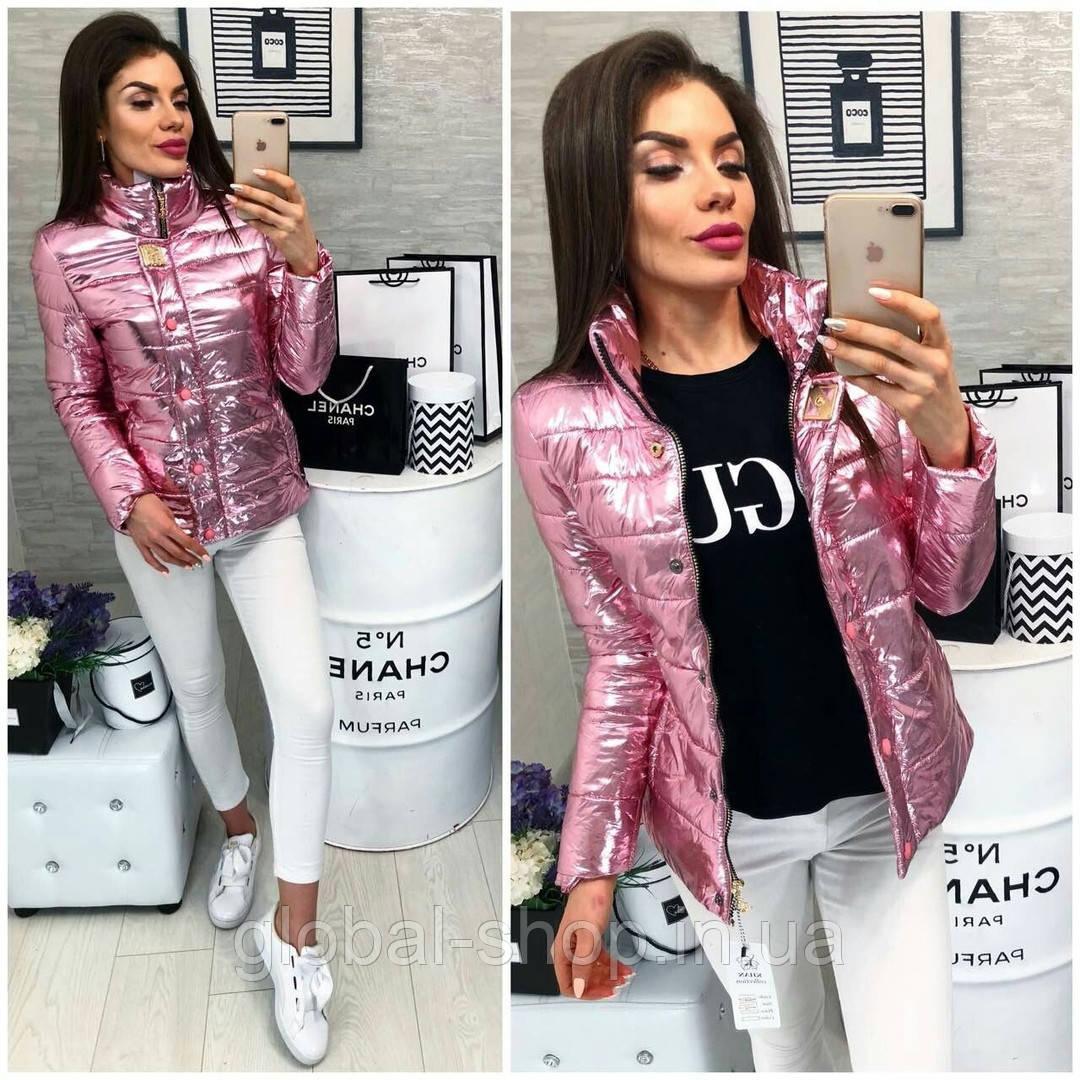 Куртка женская мод 0211,плащевка,2 цвета