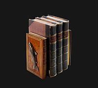 Потрясающая подставка для книг с кориандром украшением