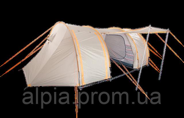 Палатка туристическая Кемпинг Caravan 8+