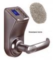 Замок биометрический ADEL DIY-3398