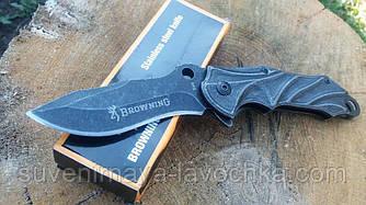 Нож складной Browning B49 Military