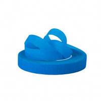 Лента флористическая голубая