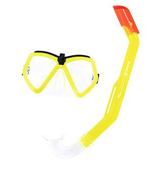 Набор для плавания BW (24027 маска, трубка, 2 вида, фото 1