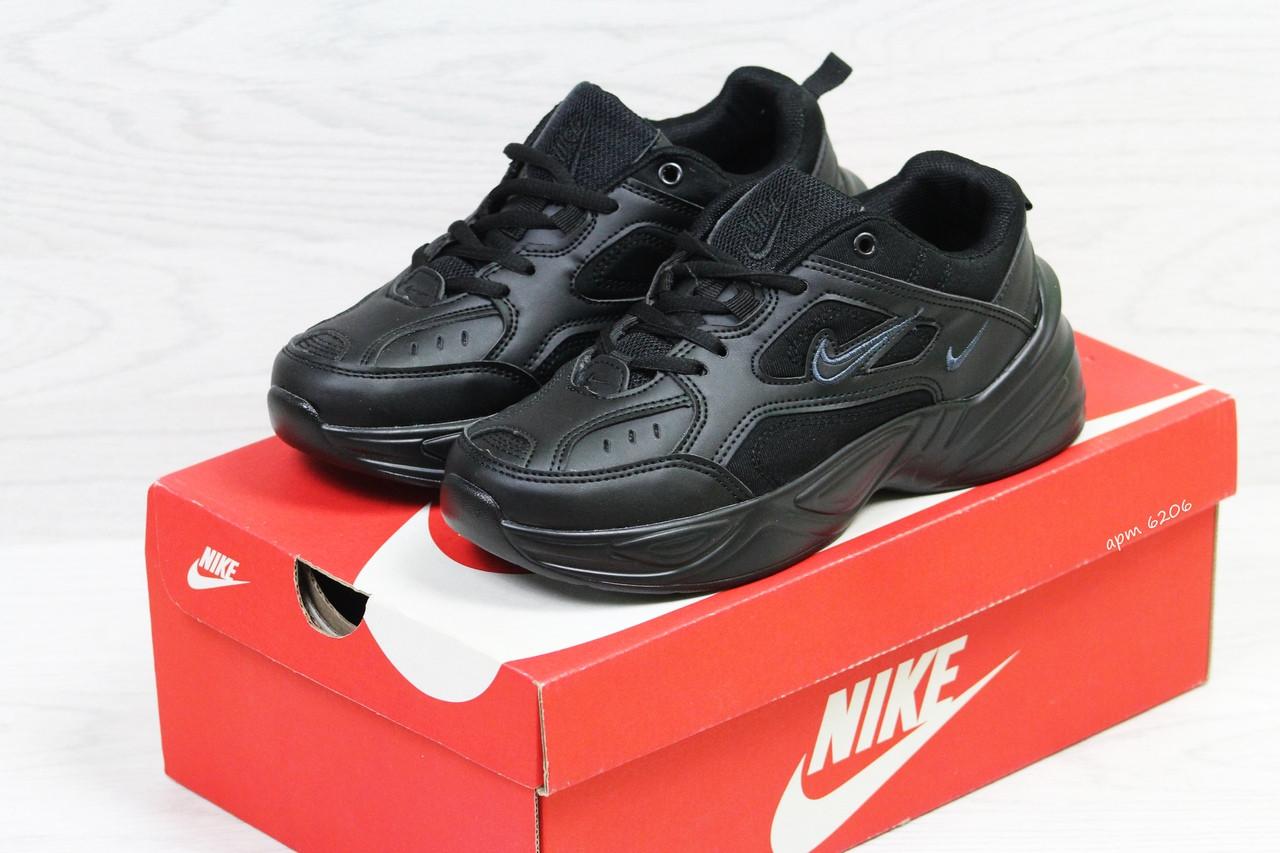 aa6b26dc322c9e Кроссовки Nike М2K Tekno черные, 36-41 р, цена 1 139 грн., купить в ...
