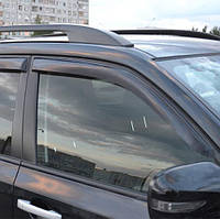 COBRA TUNING Дефлекторы окон на Subaru Forester (SH) III '08-12 (накладные)