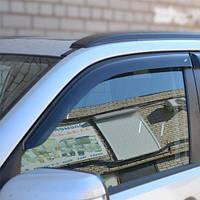 COBRA TUNING Дефлекторы окон на Suzuki Grand Vitara II '05- 5d (накладные)
