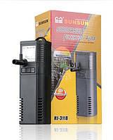 Внутренний фильтр SunSun HJ - 311B, для аквариумов до 50 л