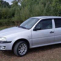 COBRA TUNING Дефлекторы окон на Volkswagen Gol/Pointer/Parati III '99-05 (накладные)