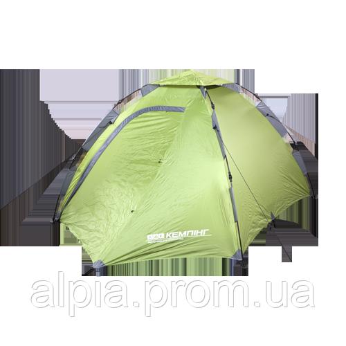 Палатка туристическая Кемпинг Touring 2 easy click