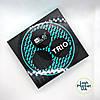 Чаша InLei TRIO на 3 ячейки и поставка под кисть(ламинирование ресниц)