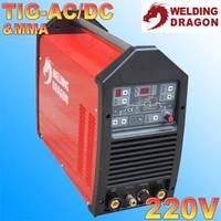 Сварочный инвертор Dragon Welding PRO TIG 200 AC/DC