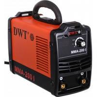 Сварочный инвертор DWT MMA-200