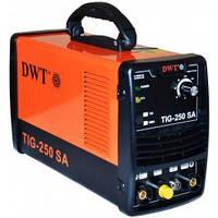 Сварочный инвертор DWT TIG-250 S